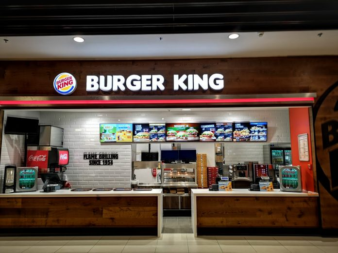 Burger King Opens Restaurant In City Center One East In