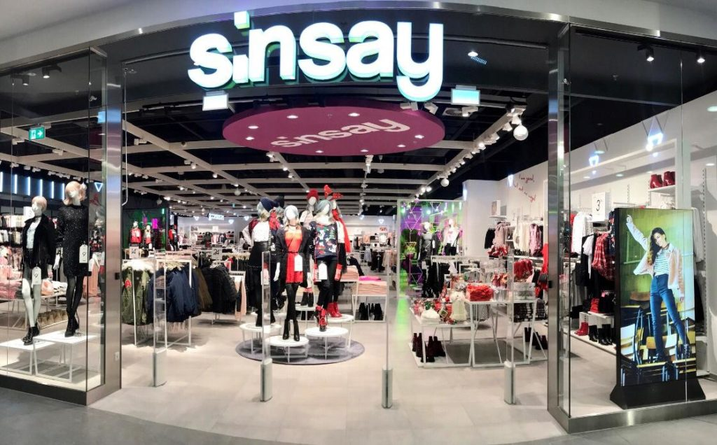 lpp Sinsay Varna Retail SEE Group