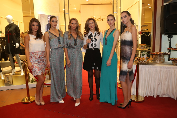 New Badoo Franchise Store Opens in Paradise Center in Sofia