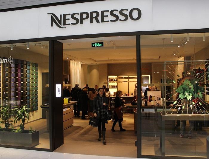 Nespresso Delta City