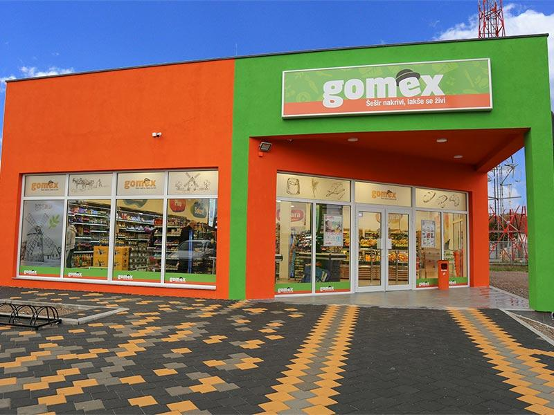 Gomex Retail SEE Group