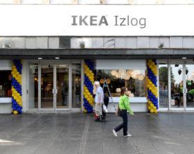Ikea showroom Retail See Group