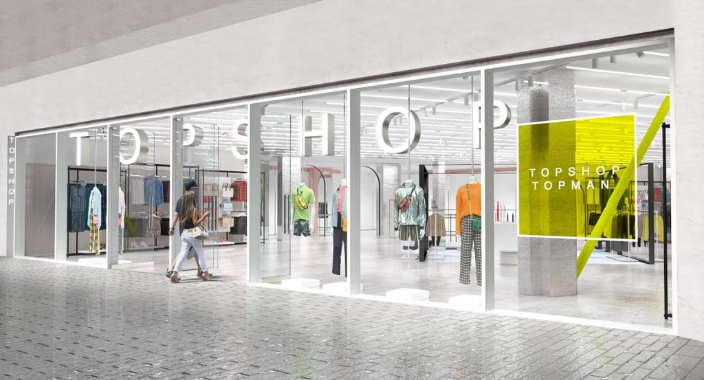 Topshop Retail SEE Group