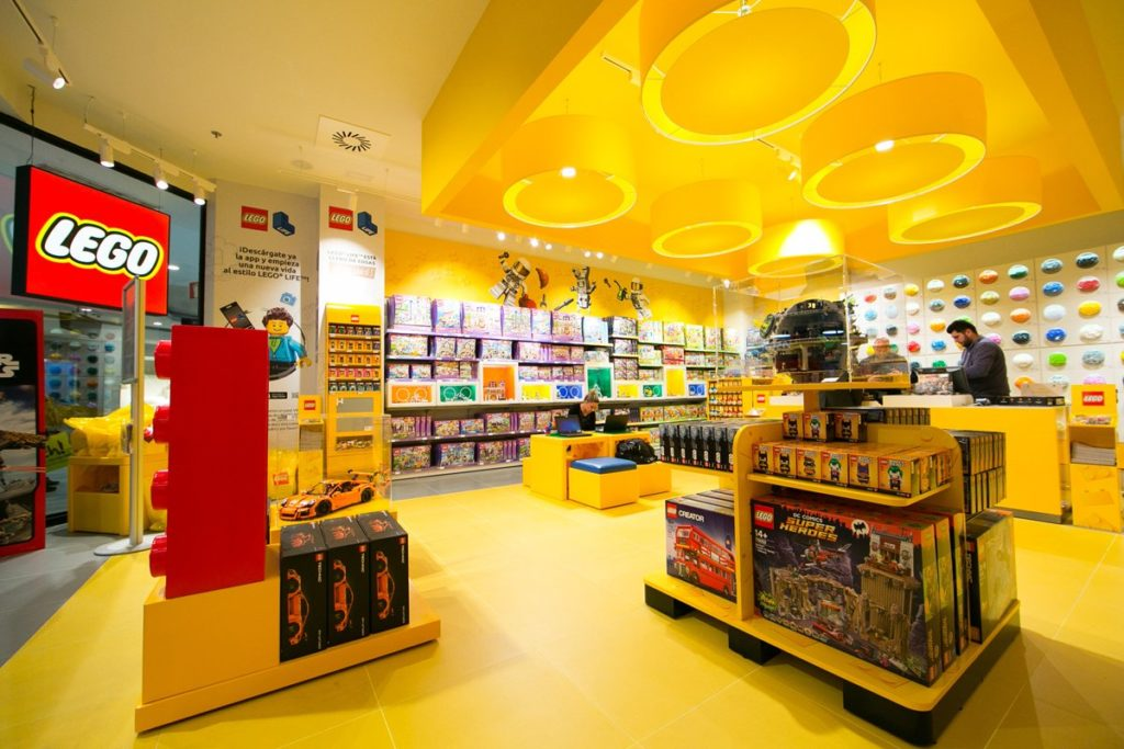 Lego To Open Its Second Store In Serbia Retail See Group