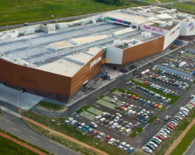 Portanova Shopping Center Retail SEE Group