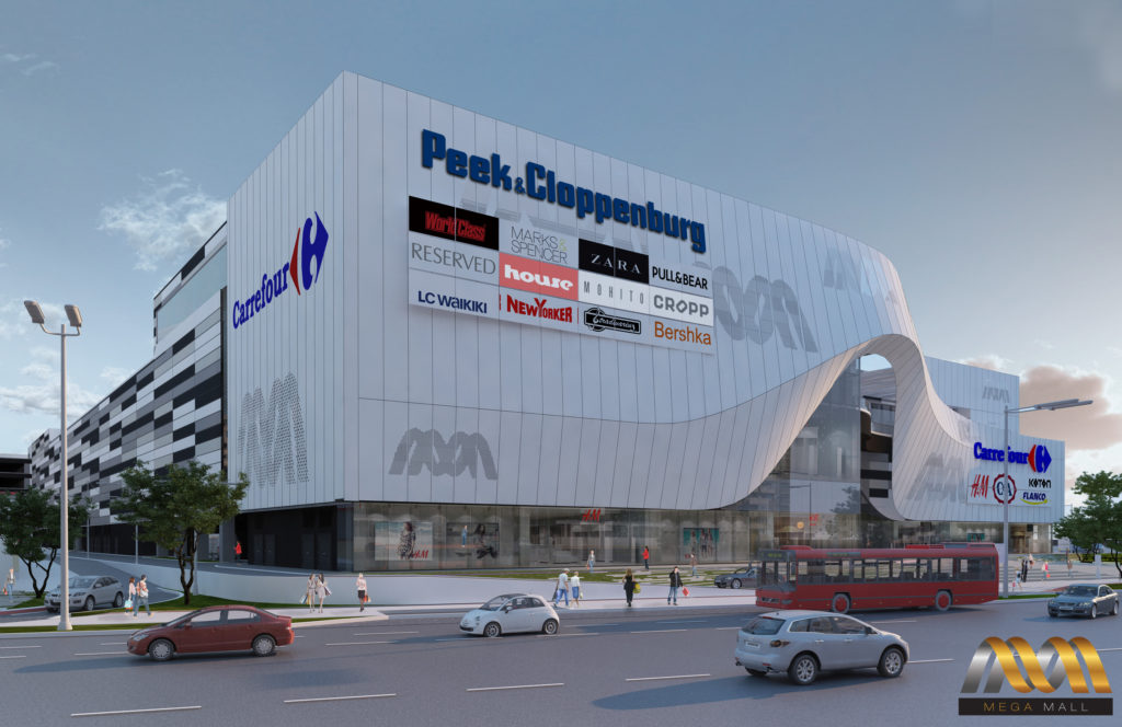 Mega Mall In Bucharest Welcomes New Brands Retail See Group