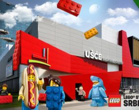 lego retail see group
