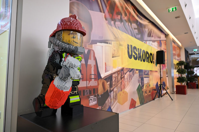 Inside Legos New Store In Belgrade Retail See Group