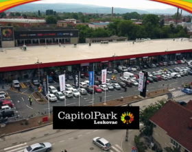 Capitol Park Leskovac Retail SEE Group