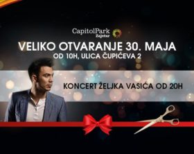 Capitol Park Zajecar Opening