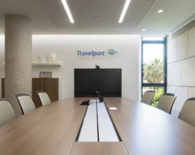 TravelPort Office