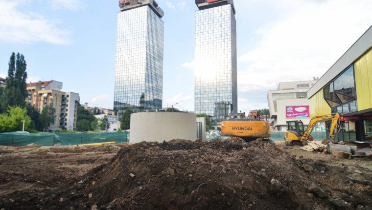 Cineplexx-Sarajevo-Construction