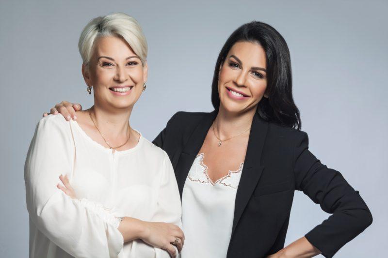 dm drogerie markt Directors for Serbia Macedonia Vesna Stojanović and Alexandra Olivera Korichi