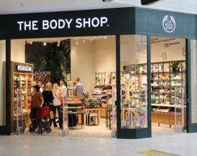 the body shop Delta City