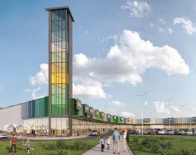 Krusevac Shopping Park Nepi Rockcastle Serbia