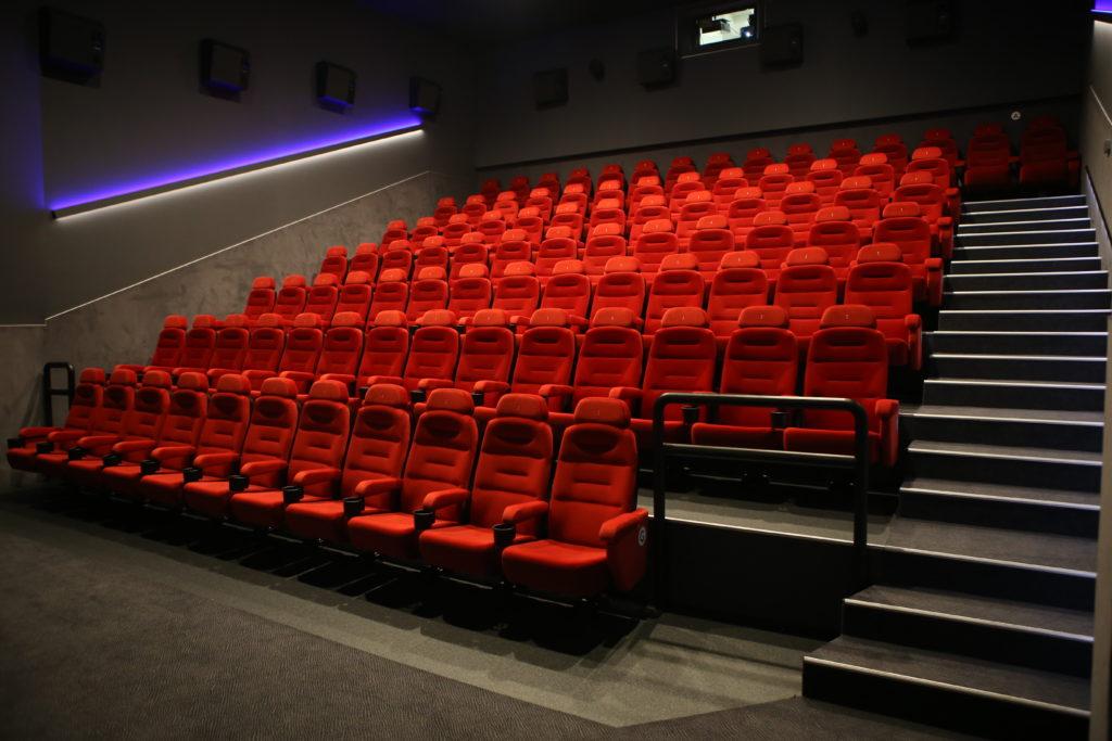 Cineplexx International Interior