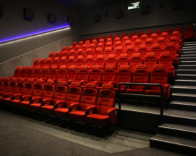 Cineplexx International Interior