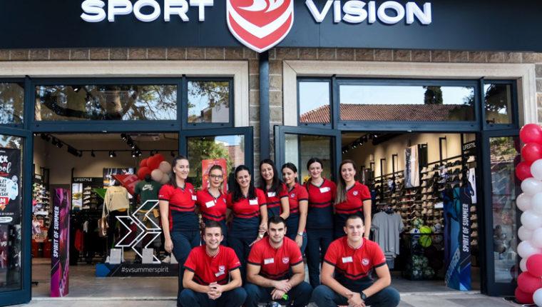 Sport Vision Trebinje retail see group