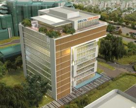 Delta Holding headquarters