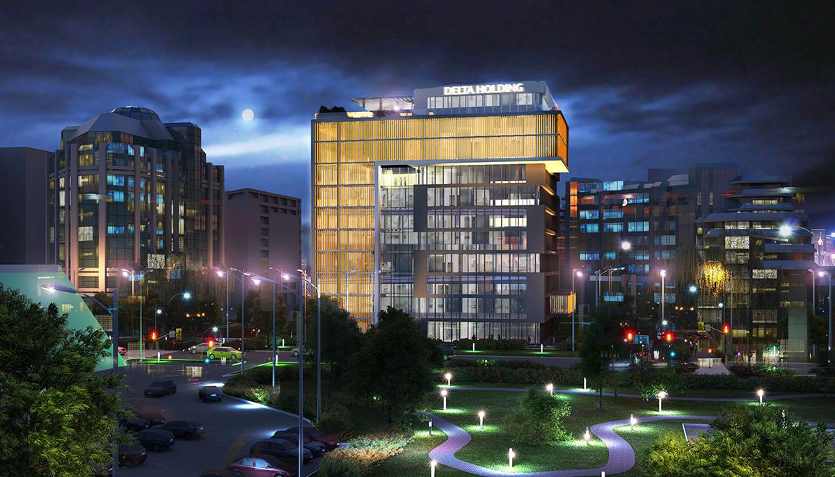 Delta_Holding_office_building