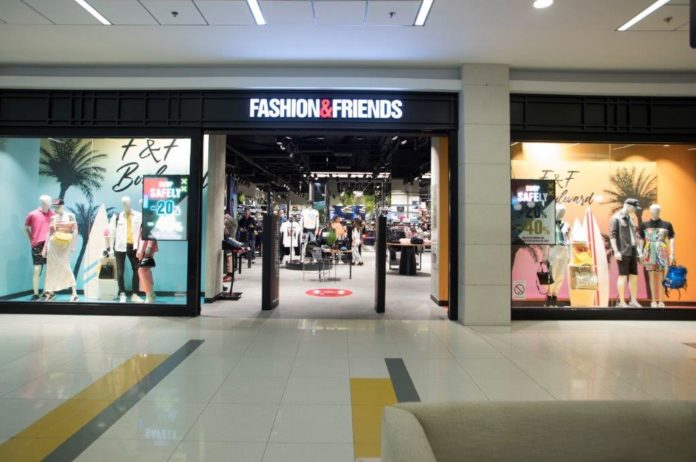 FashionFriends Store Delta City